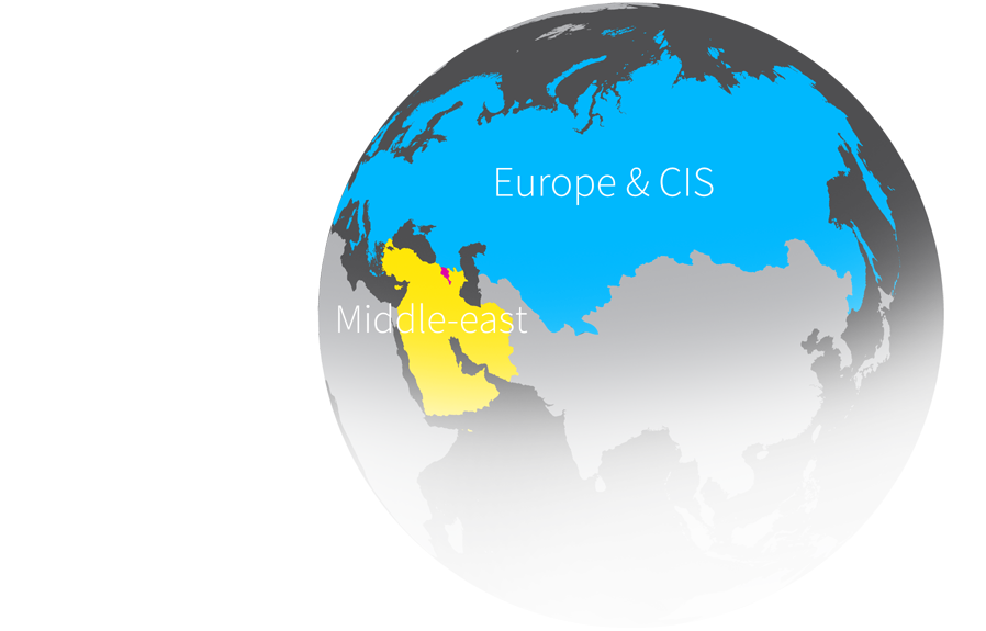 Our clients is 1/7 of Earth terra